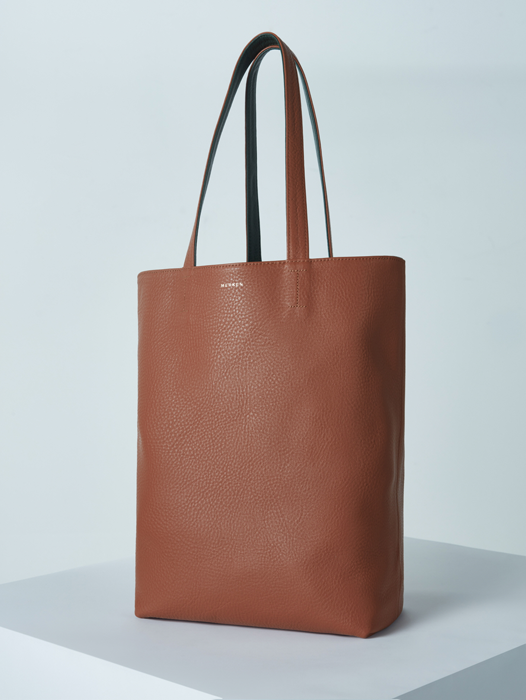 Shopper Bag - York Green / Camel Tan(SOLD OUT)
